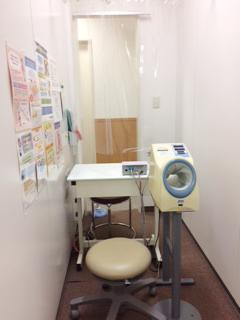 血圧・問診コーナー